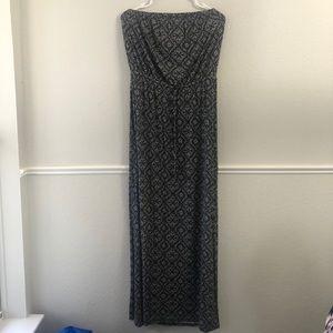 Old Navy Maxi Dress Size Large